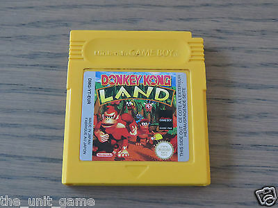 Jeu Nintendo Gameboy   Donkey Kong Land   Game Boy
