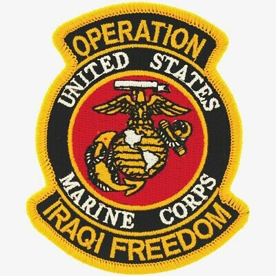 United States Marine Corps Operation Desert Storm Patch