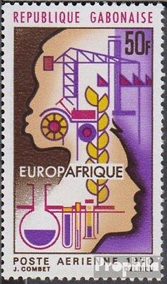Gabon 362 (complete.issue.) unmounted mint / never hinged 1970 Europafrique