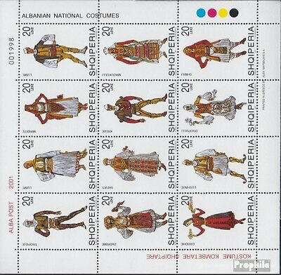 Albania 2786-2797 ZD-archery (complete.issue.) unmounted mint / never hinged 200
