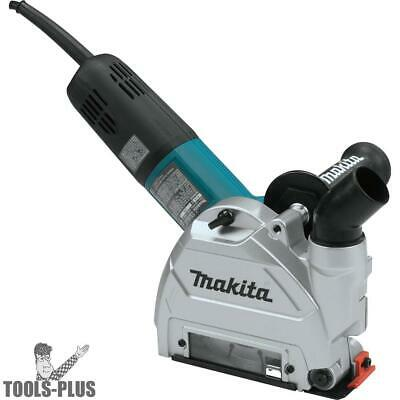 "SJS II 5"" Angle Grinder w/Tuck Point Guard Makita GA5040X1 New"