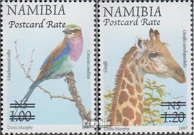 Namibia - Southwest 1204-1205 (complete.issue.) unmounted mint / never hinged 20