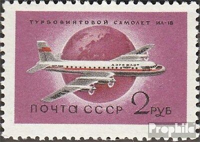 Soviet-Union 2193A (complete.issue.) fine used / cancelled 1959 Aircraft