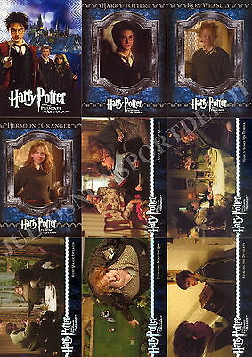 Harry Potter And The Prisoner Of Azkaban Parallel Holofoil Card Set Of 90