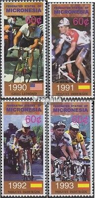 Mikronesien 1437-1440 (complete.issue.) unmounted mint / never hinged 2003 tour