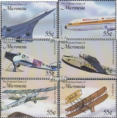 Mikronesien 1446-1451 (complete.issue.) unmounted mint / never hinged 2003 1. Mo