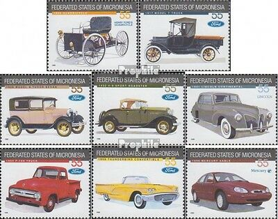 Mikronesien 501-508 (complete.issue.) unmounted mint / never hinged 1996 100 yea