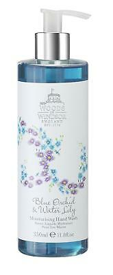 Woods of Windsor Blue Orchid & Water Lily Sapone mani donna 350ml | G766616 IT