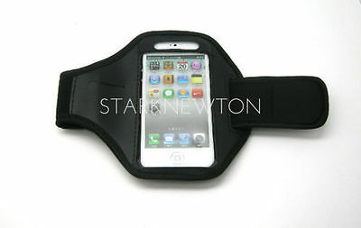 Arm Band Black Sports ( Running)  Gym Armband for Apple iPhone 5S SE 5 5S 5TH