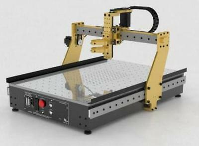 Romaxx CNC 3 axis Router Machine table 24X36 ballscrew