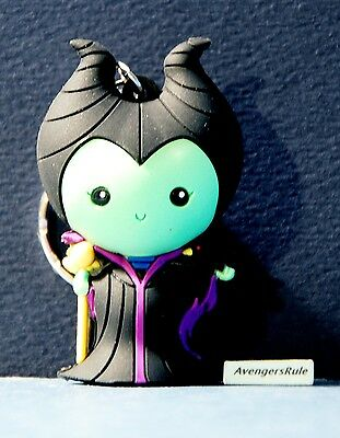 Disney Figural Keyring Series 2 3 Inch Maleficent