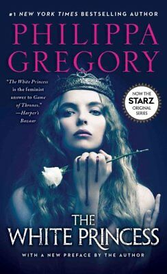 The White Princess (Mti) by Philippa Gregory (Paperback / softback, 2017)