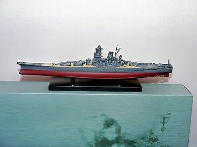 Atlas Editions 1:1250 Scale- Ref.no. 7134105 Ijn Yamato Japanese Navy