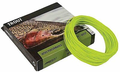 Airflo Velocity Floating Fly Line Weight Forward & Double Taper AFTM Fly Lines