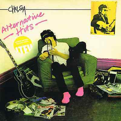 CHELSEA - ALTERNATIVE HITS - (still sealed yellow vinyl LP) - LETV398LP