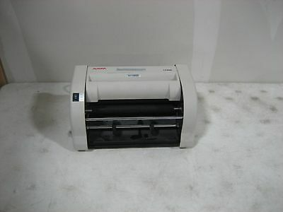 Aurora LF 4000 Techko Letter Paper Folder - Folding Machine Power Tested Only