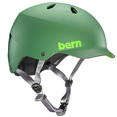 Bern Watts Thin Shell EPS Bike Helmet