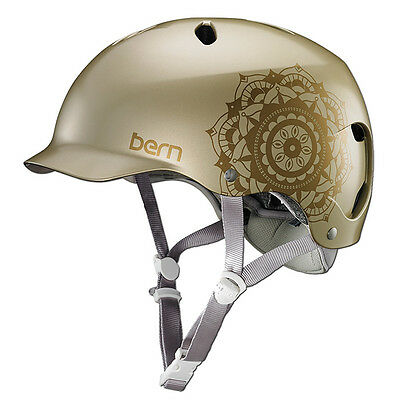 Bern Womens Lenox Thin Shell EPS Bike Helmet