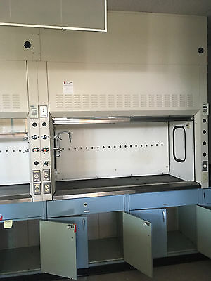 Airflow Experts Inc 6' Laboratory Fume Hood with Base Cabinets
