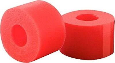 Venom DownHill Bushings Red 90a