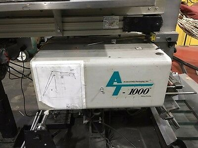 T-1000 Advanced Poly Bagger with complete hardware packaging system