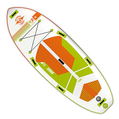 BIC Sport SUP Air 9'2 River Inflatable SUP Board