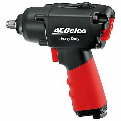 ACDelco ANI307 3/8-inch Composite Impact Wrench Pneumatic Heavy Duty AIR Tool