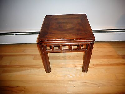 ching dynasty side table