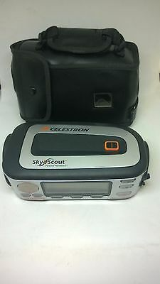 GENUINE Celestron Sky Scout Personal Planetarium USED TEST WORKING