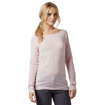 Icebreaker Womens Nomi Long Sleeve Top Outdoor Clothing One Colour