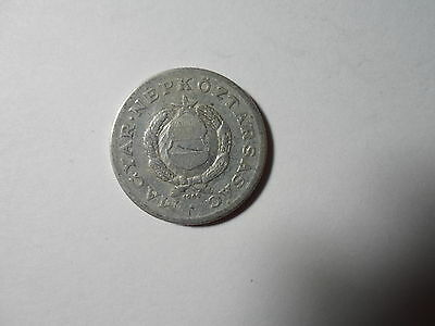 Old Hungary Coin - 1969 1 Forint - Circulated