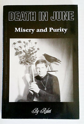 Death In June Misery And Purity Book Douglas P VERY RARE