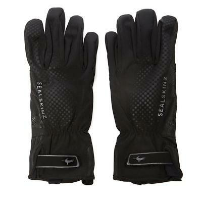 Sealskinz All Weather Cycle Xp Gloves Outdoor Clothing Black