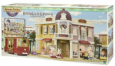 Sylvanian Families GRAND DEPARTMENT STORE Town Series TS-01 Calico Critters