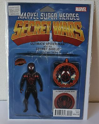 Marvel secret wars mariant edition (variante) ultimate spider-man