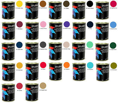DYLON Multi-Purpose Dye 500g Tin - Variety of Colours