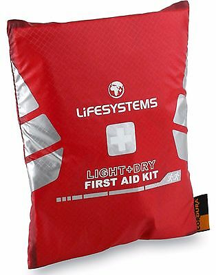 Lifesystems Light & Dry Pro First Aid Kit Ripstop Waterproof Fabric Bag Case