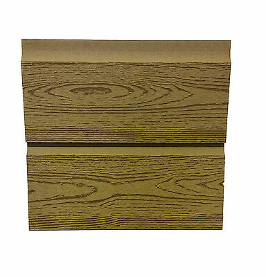 WPC Composite fence boards (Sample Pack)