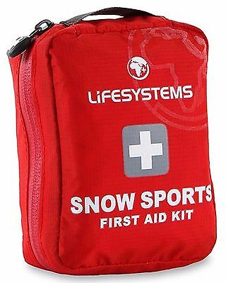 Lifesystems Snow Sports First Aid Kit First Aid Kit Ripstop Waterproof Bag case