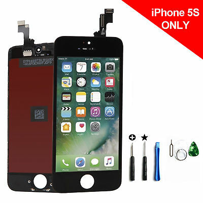 OEM Quality iPhone 5s SE Black Replacement LCD Touch Screen Display Assembly