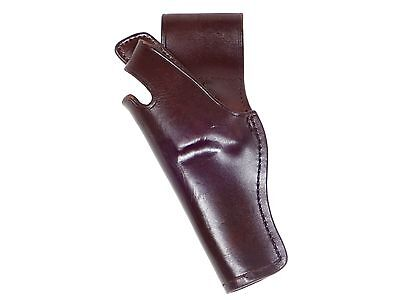 Leather Holster fits Smith & Wesson 4-inch K Frame Left Hand