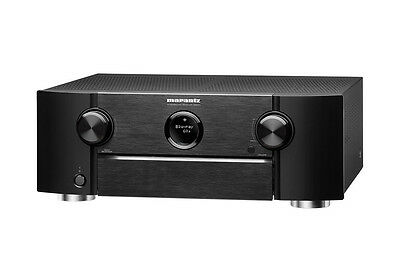 Marantz SR6011 Network AV Receiver Black SR-6011