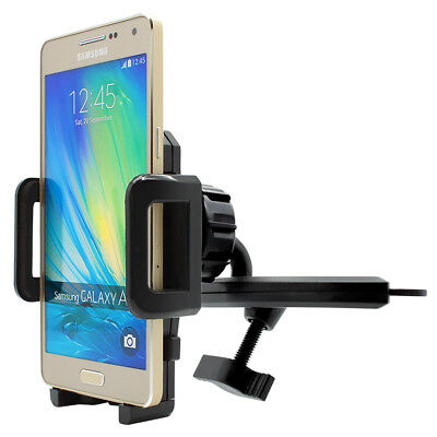 CAR 360° CD mount Mobile Phone Holder Mount for Samsung Galaxy Note 3/4/5/Edge