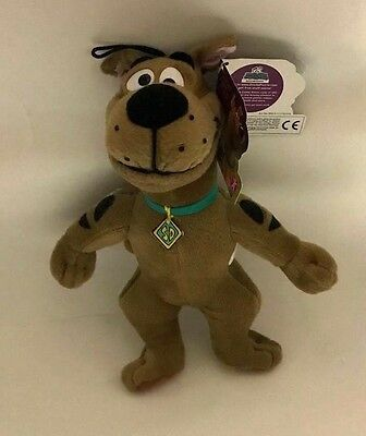 """New SCOOBY- DOO  Hanna-Barbera and Warner Bros character 12"""" Plush toy with tag"""
