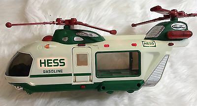 2001 Toy Hess Helicopter Only with Lights- No box