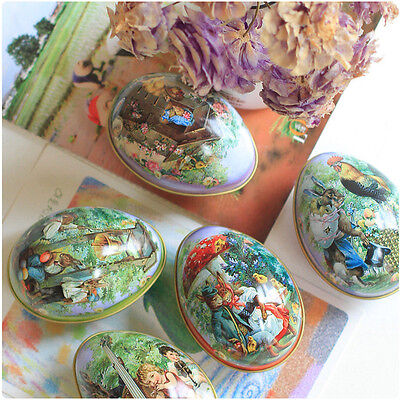 Painted Empty Easter Craft Bonnet Decorations Egg Hunt Glitter Eggs Easter Day