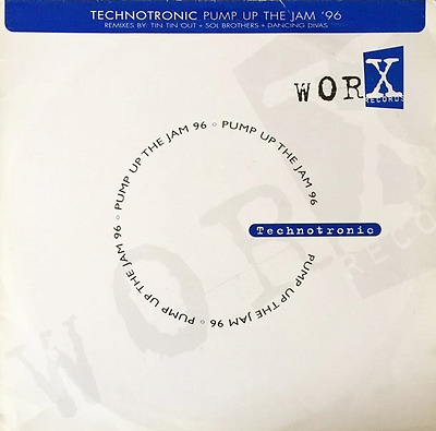 "TECHNOTRONIC - Pump Up The Jam '96 (12"") (VG-/G++)"