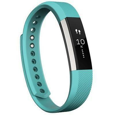 Classic Band for Fitbit Alta (Teal/Large)