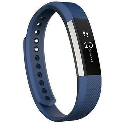 Classic Band for Fitbit Alta (Blue/Small)