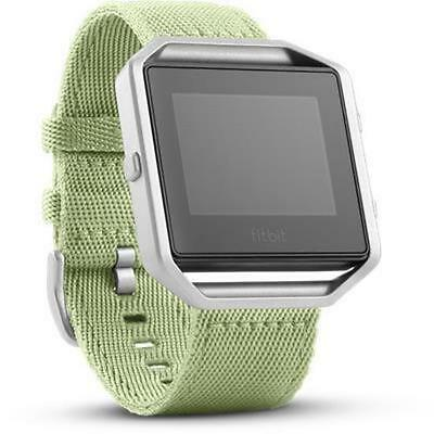 Nylon Band for Fitbit Blaze (Olive/Small)